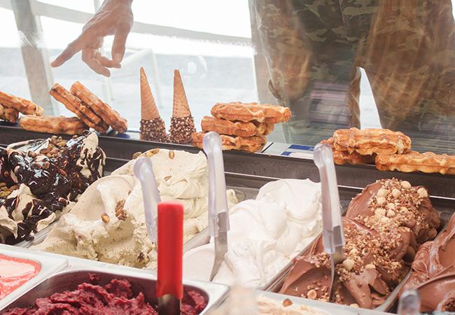 Servizi per gelaterie