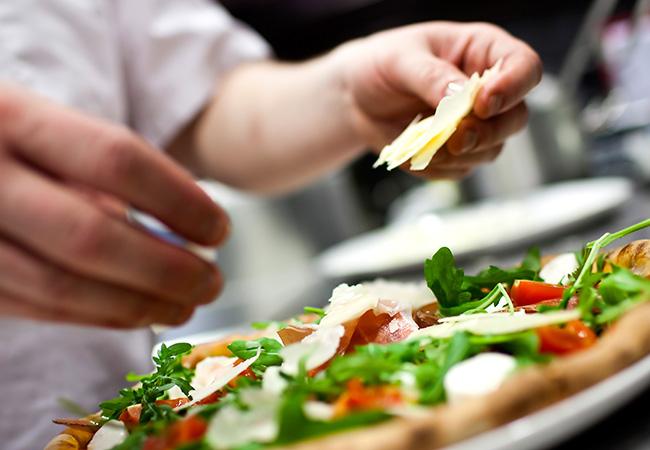 Servizi per pizzerie